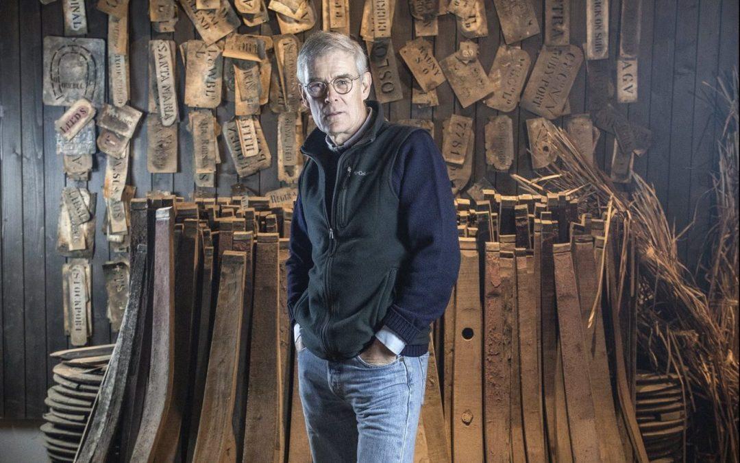 Paul Symington receives Lifetime Achievement Award