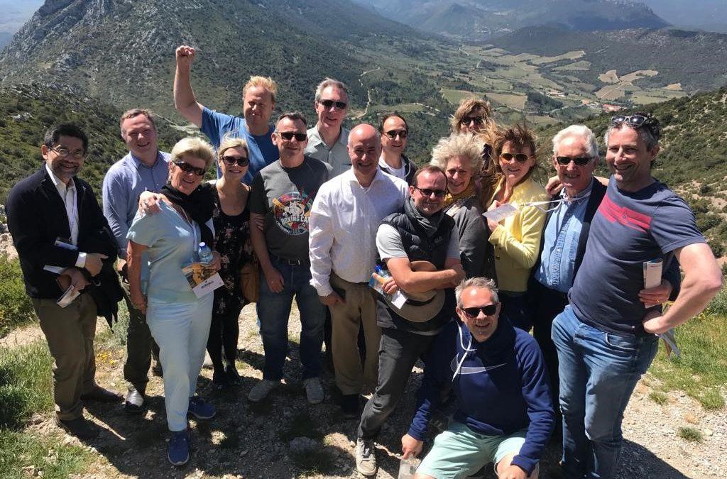 Roussillon MW trip