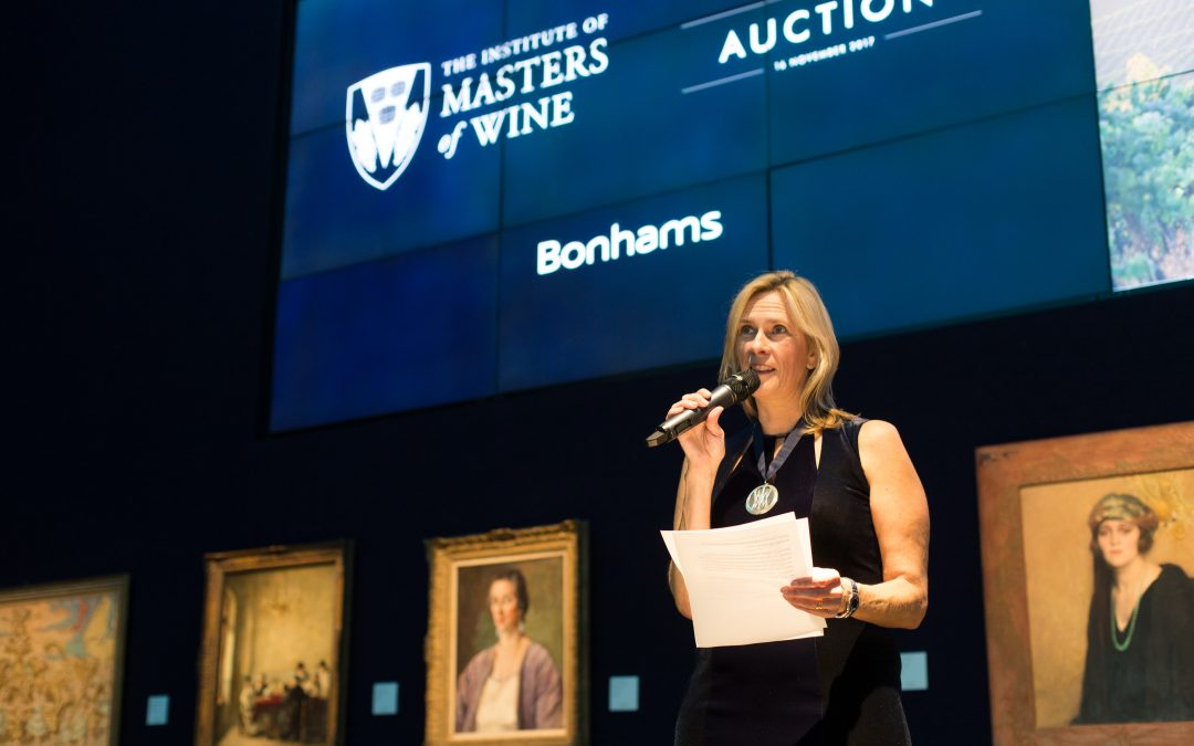 Masters of Wine Endowment Auction