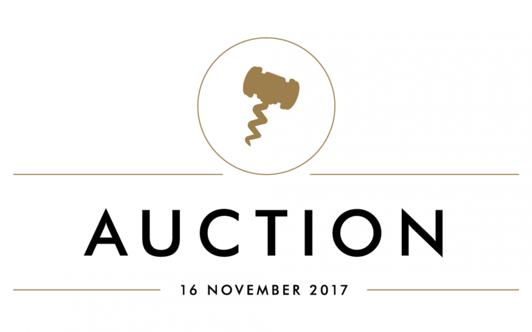 Masters of Wine Endowment Fund Auction