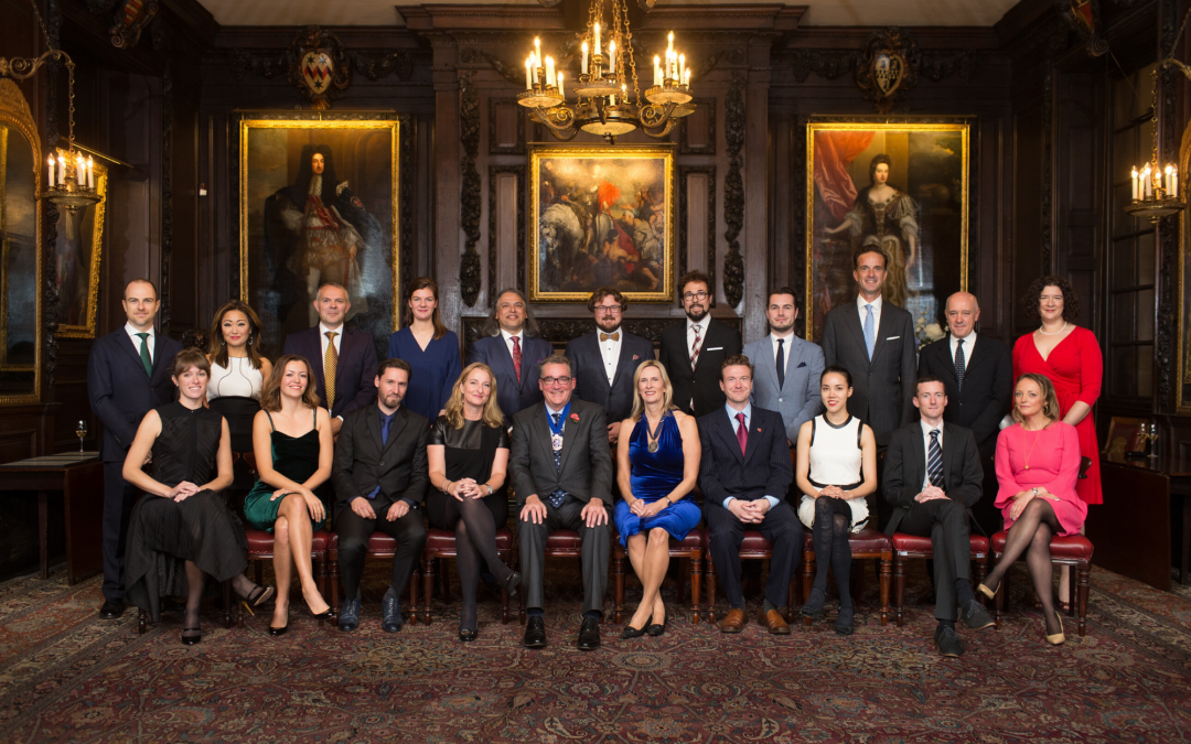 18 new Masters of Wine join the Institute at the Annual Awards Ceremony