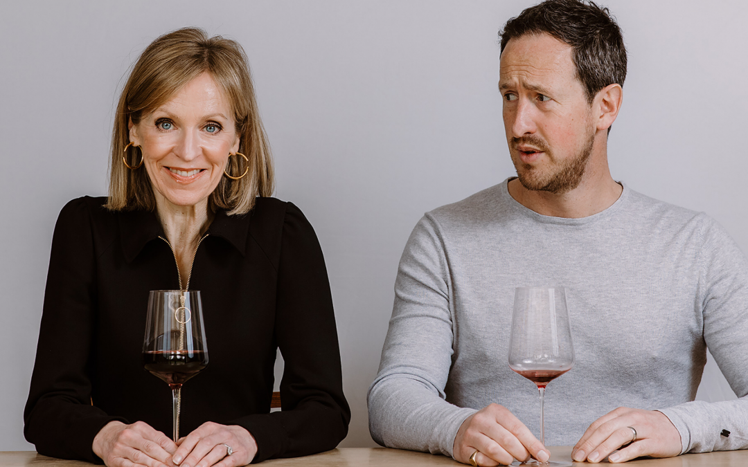 Susie Barrie MW and Peter Richards MW launch Wine Blast podcast
