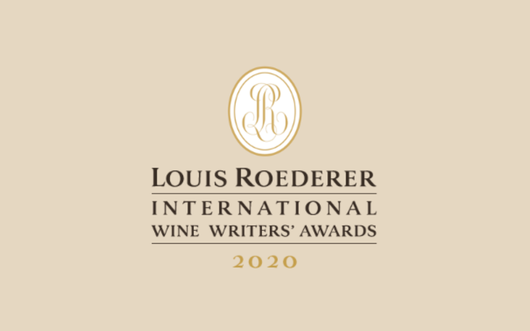 Several MWs shortlisted for the Louis Roederer International Wine Writers' Awards 2020