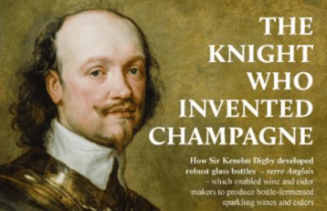 Stephen Skelton MW's latest book The Knight Who Invented Champagne