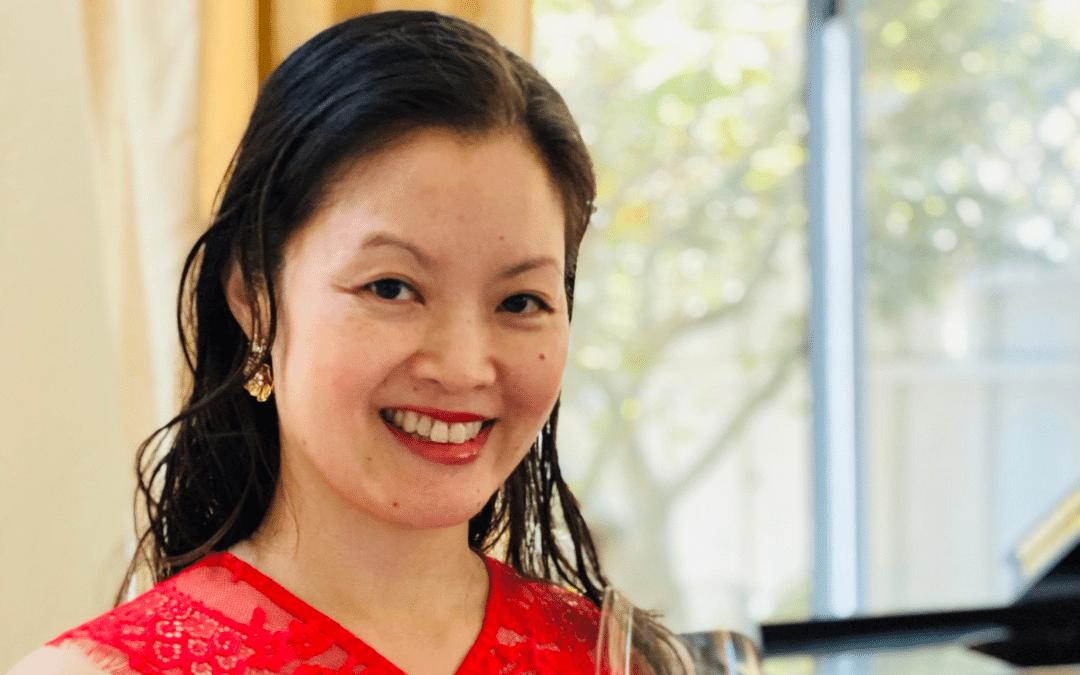 Upcoming webinar and virtual gala with Susan Lin MW