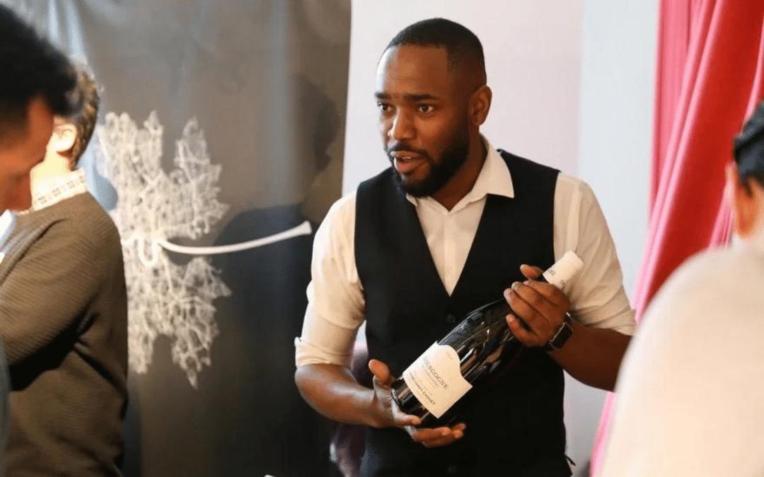 Mags Jango wins the Golden Vines™ Masters of Wine Scholarship